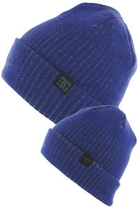 DC Iva Beanie reversible  (bright blue)