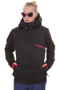 DC Riji Snowboard Jacke girls (black)
