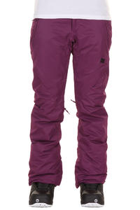 DC Aces Snowboard Hose girls (dark purple)