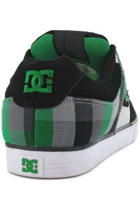 DC Pure Slim XE Schuh (black forest plaid)