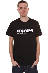 Anuell Basis T-Shirt (black)