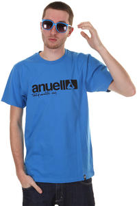 Anuell Basis T-Shirt (blue)
