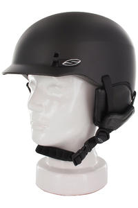 Smith Gage Snow-Helm (matte gunmetal)