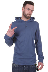 SK8DLX San Francisco Longsleeve mit Kapuze  (navy)