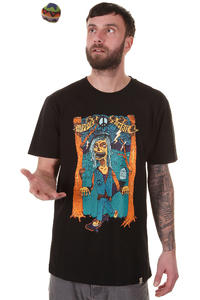 SK8DLX Victorville T-Shirt (black)