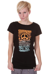SK8DLX Salinas T-Shirt girls (black)