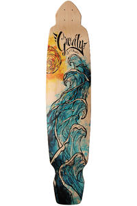Gravity Skateboards Drop Kick 43&quot; (109cm) Longboard Deck