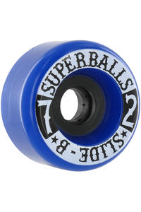 Earthwing Slide B 72mm 81a Rollen 4er Pack  (blue)