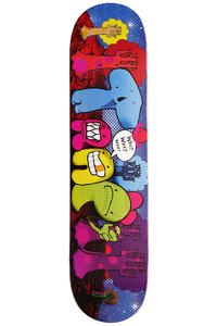Trap Skateboards Internal Invasion The Revenge 7.5&quot; Deck (multi)