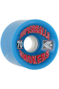 Earthwing Smokers 70mm 83a Rollen 4er Pack  (blue)