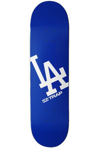 "Trap Skateboards LA 8.25"" Deck (royal)"