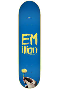 "EMillion Art Series Spring Board 7.75"" Deck (blue)"