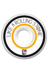 EMillion Like A Rolling Stone Series 52mm Wheel 4er Pack  (orange)