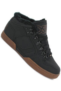 Osiris NYC'83 Mid SHR Shoe (black black gum)