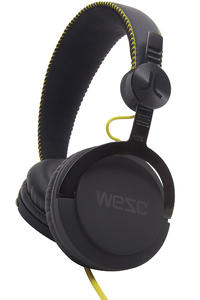 WeSC Axwell Bassoon Headphones (black)