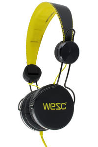WeSC Axwell Banjar Headphones (black)