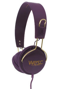 WeSC Tambourine Golden Kopfhörer (red port)