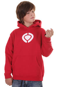 C1RCA Icon Hoodie kids (red)