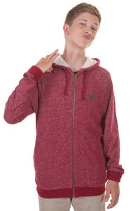 C1RCA Crater Lake Zip-Hoodie (red speckled)