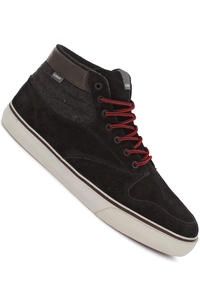 Element Topaz C3 Mid Suede Shoe (black)