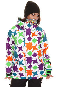 Nikita Nordend Snowboard Jacke girls (white)