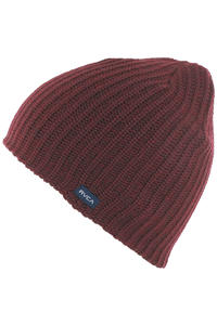 RVCA Based Beanie (red grease)