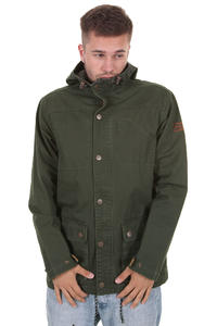RVCA Milton Jacket (forest night)