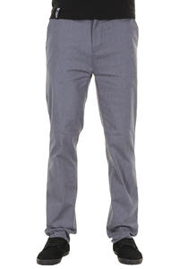 DC Straight Chino Hose (heather dc navy)