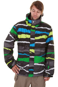 Billabong Tweak Snowboard Jacket (spray blue)