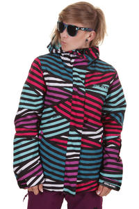 Billabong Jelly Snowboard Jacke girls (rainbow)