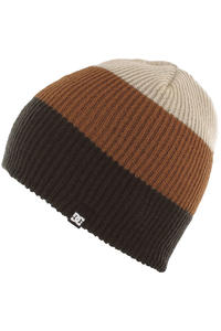 DC Bondo Beanie (dark brown)