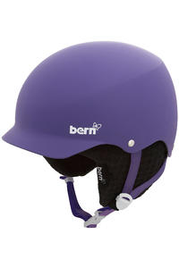 Bern Muse EPS Snow-Helmet girls (matte purple)
