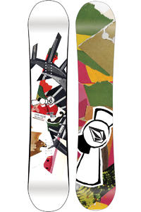 Capita x Volcom Dan Brisse 157cm Snowboard 2012/13