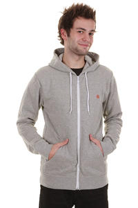 Element Nova V FA12 Zip-Hoodie (grey heather)