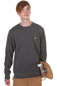 Element Protected VI Sweatshirt (charcoal heather)