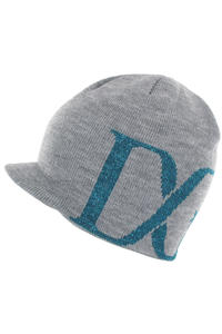DC EU Girlstar Visor Mtze girls (heather stone)