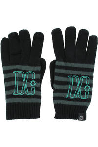DC Hide Gloves girls (black)