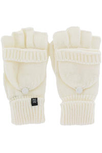 DC Schooner Gloves girls (snow)