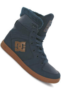DC Stratton Shoe girls (dc navy gum)