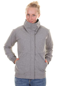 DC Better Future Jacke girls (heather frost grey)