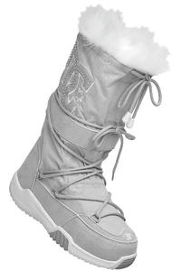 DC Chalet Suede Schuh girls (armor white)