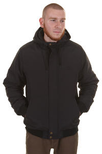 Element Plymouth F2 Jacke (black)