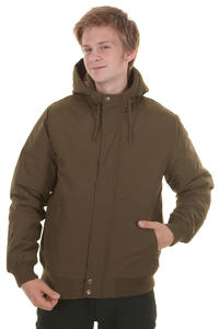 Element Plymouth F2 Jacke (cacao)