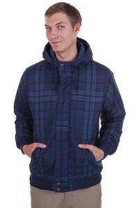 Element Plymouth Print F2 Jacke (deep ocean)