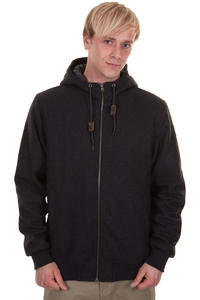 Element Dulcey Wool F2 Jacket (charcoal heather)