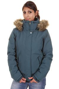 Element Becks III Jacke girls (deep ocean)