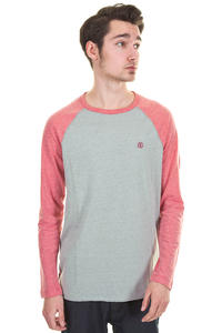 Element Sean Longsleeve (red heather)