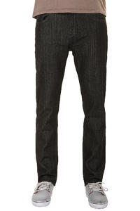 DC Slim Straight Jeans (black rinse)