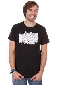 Forvert Paul's T-Shirt (black)