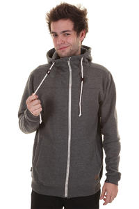 Forvert Trapper John Zip-Hoodie (grey)